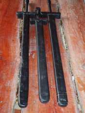 padded sword