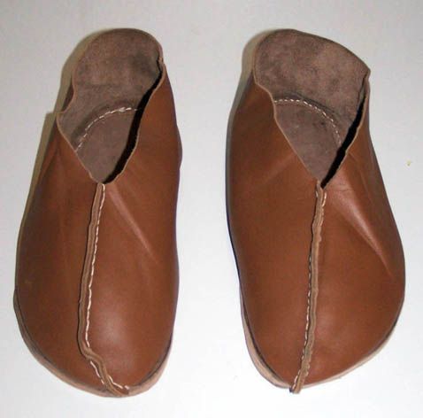 11th century shoes