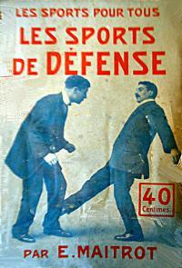 Les sports de défense