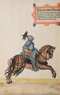 Confectbuch von Abrichtung vollständiges Turnierbuch