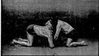 La Lutte et les Lutteurs - Traité Pratique Historie Saltimbanques Exercices Corporeis au Point de Vue de L'Hygiene