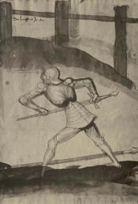 Talhoffers Fechtbuch (Ambraser Codex) aus dem jahre 1459
