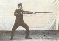 Voorschrift voor het bajonetvechten