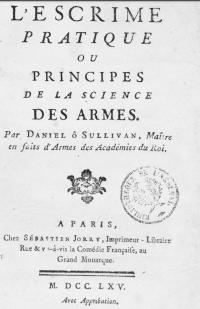 L'escrime pratique Ou Principes De La Science Des Armes