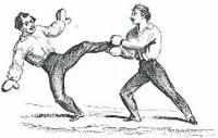 Théorie de boxe Française