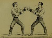 Manuel de la boxe française et anglaise : méthode Leboucher