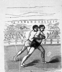 Gymnique française ou méthode pour servir à l'éducation physique