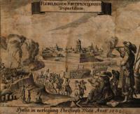 Florilegum fortificatorium triportitum Oder kurtzte, leichte ... und richtige Anweisung zu der jetzigen Zeit ublichen Krieges-Bau-Kunst oder was derselben anhangig.
