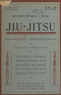 Enseignement méthodique et pratique du jiu-jitsu (lutte japonaise)