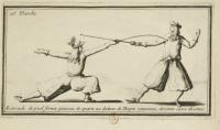 Les Vrayes Principes l'espee seule, dediéz au Roy, par le Sieur De La Touche, Maistre en faits d'armes á Paris et des pages de la Reyne, et de ceux de la Chambre de son Altesse Royale, Monseigneur le duc d'Orléans