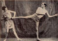 La boxe Française - Éducative et sportive