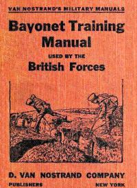 Bayonet Training Manual        Used by the British Forces