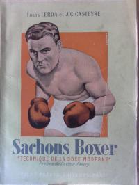 Sachons boxer - Techniques de la boxe moderne
