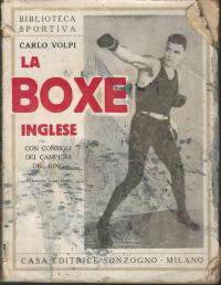 La boxe Inglese 