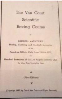 The Van Court Scientific Boxing Course