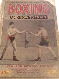 Boxing And How To Train