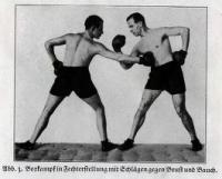 Der Boxsport im Schulturnen : ein methodischer Aufbau der Boxübungen für den Massenunterricht