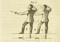 Das Stoß- und Hiebfechten mit Degen und Säbel