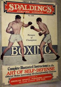 Boxing - complete illustrated instructions in the art of self-defense