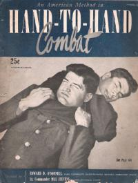 An American method in hand-to-hand combat