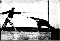 Fencing the épée and sabre