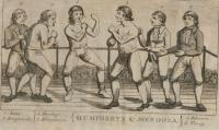 Athletic Exercise Or, The Science of Boxing displayed Containing An Account of the most celebrated Boxers of this Country, from the Time of Broughton to that of the present Heroes, Johnson, Ryan, Humphreys, and Mendoza the Jew ; From the Year 1742 to 1788 ; Including Their Battles, Manœvres, Names, Letters, Challenges, and puffing Advertisements, from the Papers of that Time to the present Day