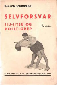 Selvforsvar Jiu-Jitsu Og politigrep (Self Defense, Jiu-Jitsu and Police Grip, Defendu)
