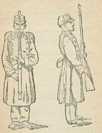 Règlement du 29 juillet 1884 sur l'exercice et les manoeuvres de l'infanterie - Titre Ier. Bases de l'instruction. Titre IIe. Ecole du soldat
