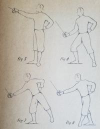 Nouvelle méthode de sabre