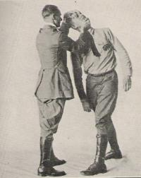 Hand to Hand fighting A System of Personal Defense for the Soldier