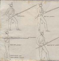 Reglemente för bajonettfäktning