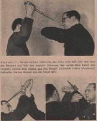 Jiu-Jitsu, die waffenlose Selbstverteidigung