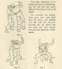 Unarmed combat : (the art of physical defence and attack practically explained and illustrated : your answer to invasion - Ju-Jitsu)