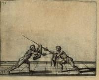 Della vera practica & scienza d'armi libri due nel primo de quali si tratta di fondament della spada sola