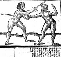 Pallas Armata. The gentleman's armorie, wherein the right and genuine use of the rapier and of the sword, as well against the right handed as against the left handed man is displayed