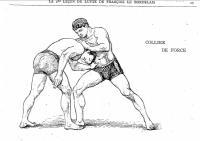 La Leçon de lutte de François le Bordelais