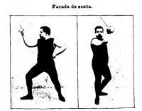 Teoría y práctica de la esgrima