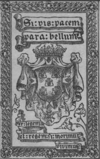 Si vis pacem, para bellum : carta del Marqués de Heredia a su nieto Narciso José de Liñan y Heredia