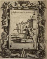 La spada di honore libro primo. Delle osservazioni cavaleresche del senator Berlingiero Gessi, all'illustriss, e reverendiss, monsignore Francesco Giudico