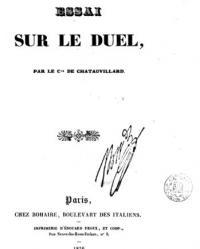 Essai du duel