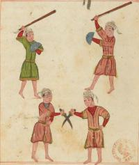 كتاب المخزون جامع الفنون « Le Trésor où se trouvent réunies les diverses branches (de l'art)