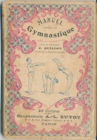 Manuel officiel de gymnastique