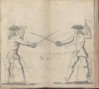 The Expert Sword-man's Companion: or the True Art of self-defence with an Account of the Authors life and his transactions during the Wars with France. To which is annexed the art of gunnerie.