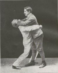 Manuel de Jiu-Jitsu : Coups usuels à l'usage des sociétés de gymnastique, de l'armée et du public en général.