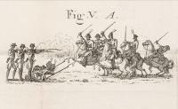 Nouvelles Manoeuvres de l'Infanterie contre la Cavalerie
