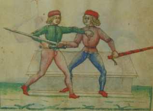 Liber De Arte Gladiatoria Dimicandi
