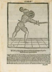 Opera Nova Chiamata Duello, O Vero Fiore dell'Armi de Singulari Abattimenti Offensivi, & Diffensivi