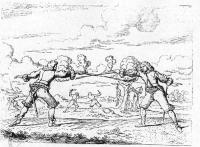 Le maistre d'arme libéral traittant de la théorie de l'art et exercice de l'espée seul ou fleuret, et de tout se qui s'y peut faire et pratiquer de plus subtil, avec les principales figures et postures en taille douce; contenant en outre plusieurs moralitez sur ce sujet. Fait et composé par Charles Besnard, breton originaire, habitant la ville de Rennes et y monstrant le susdit Exercice