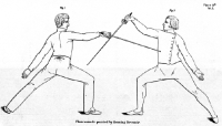 The Sword Exercise Arranged for Military Instruction by Brevet Major Henry C. Wayne U. S. Army - Fencing with the Small Sword Arranged for Instruction in Squads or Classes - Exercise for the Broadsword, sabre, Cut and Thrust, and Stick