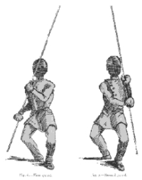 Broadsword and Singlestick, with Chapters on Quarter-Staff, Bayonet, Cudgel, Shillalah, Walking-Stick, and Other Weapons of Self-Defence